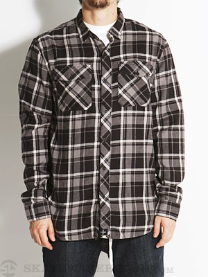 Tavik Fuddley Flannel Black SM