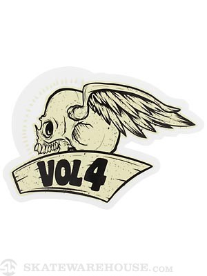 Vol 4 Cycle Sticker
