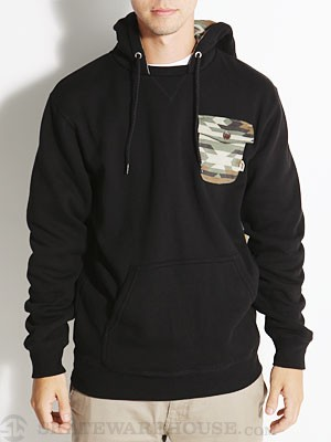 Vans 40th Parallel Custom Hoodie Black/Native MD