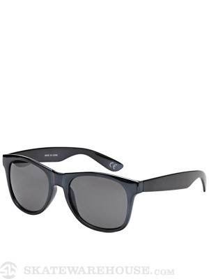 Vans Spicoli 4 Sunglasses Metallic Black