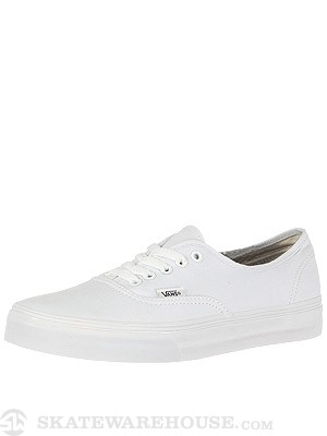 Vans Authentic Shoes True White