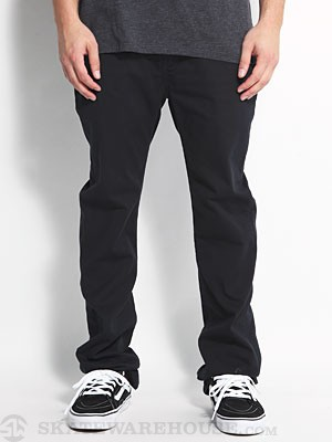 Vans V56 AV Covina Twill Pants Black 28