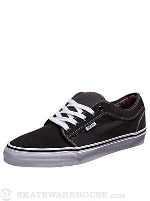 Vans x Daniel Lutheran Chukka Low Shoes  Dark Charcoal