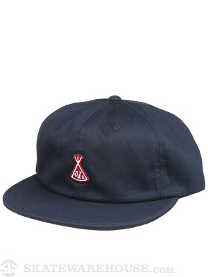 Vans Camp V Adjustable Hat Navy Adj.