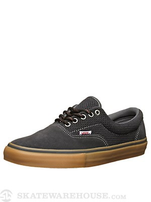 Vans Era Pro Shoes  Perforated Carbon