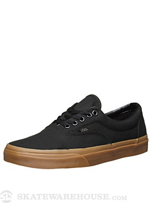 Vans Era Shoes  Black/Classic Gum