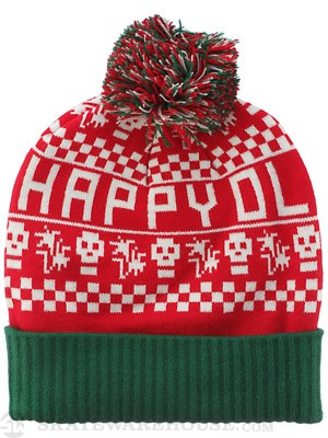 Vans Happy Ollie Days Beanie Green