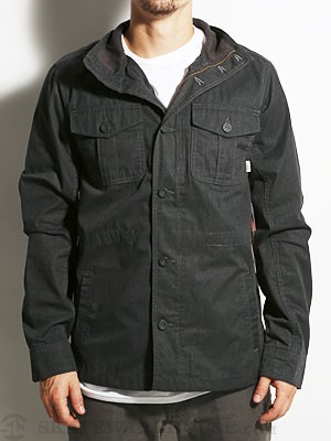 Vans Hawser Jacket Charcoal SM