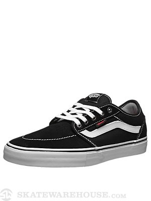 Vans Lindero 2 Shoes  Black/White