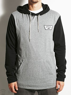Vans Milner Hooded Knit Charcoal/Black SM