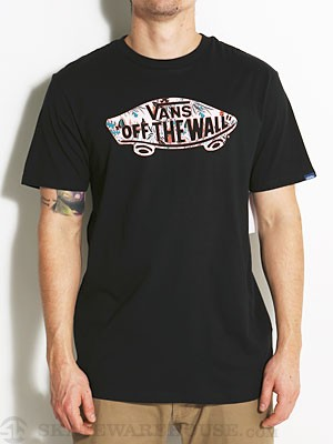 Vans OTW Fill Tee Black/Natural MD