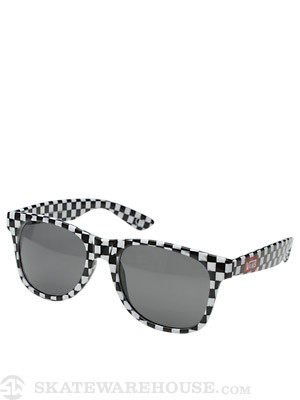 Vans Spicoli 4 Sunglasses  Black Checkerboard