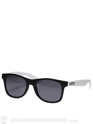 Vans Spicoli 4 Sunglasses Black/White