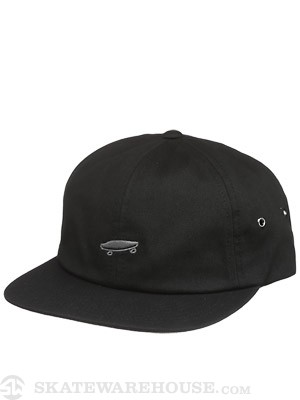 Vans Salton Adjustable Hat Black Adjust