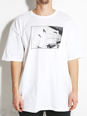 Vans x Indy Photo Tee White SM