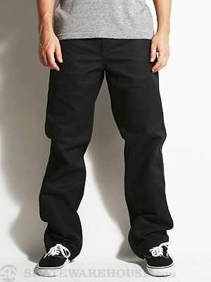 Vans AV78 Work Pants II Black 28