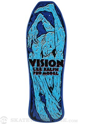 Vision Lee Ralph Blue/Blue Deck 10.25 x 33.75