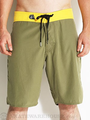 Volcom 38th St Boardshorts Army 28