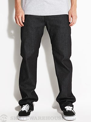 Stone Age Five Down Jeans S-Gene Black 28