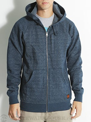 Volcom Abe Custom Hoodzip Estate Blue/ESB XL
