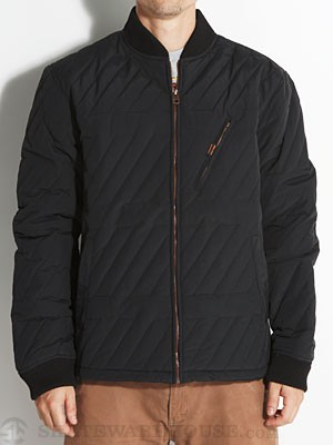 Volcom Anther Jacket Black LG