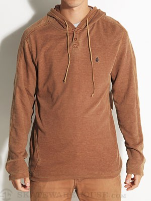 Volcom Burnt Burnout Thermal Brown/CNB XL
