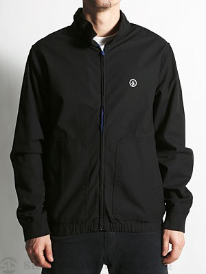 Volcom Blown Away Jacket Black LG