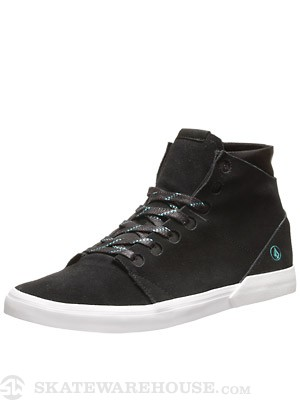Volcom Buzzard Shoes  Blue/Black
