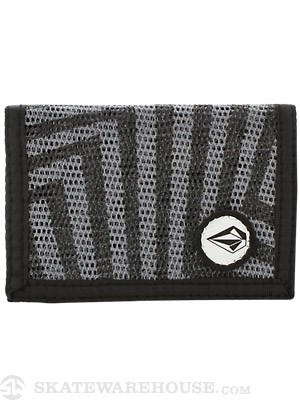 Volcom Circle Patch Wallet Black
