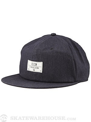 Volcom Costamazing Hat Iron Grey/IRN Adj.