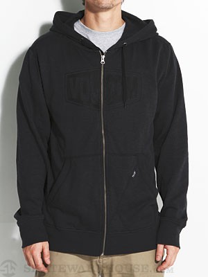 Volcom Comp Hoodzip Black MD