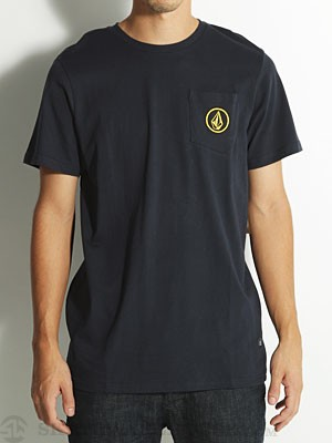 Volcom Circle Sun Pocket Tee Navy/DNV SM