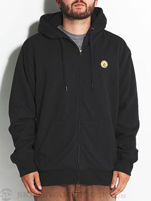 Volcom EDS Lined Hoodzip Black MD