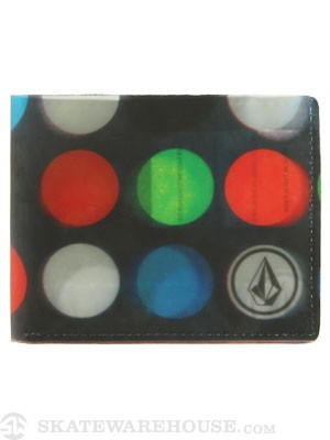 Volcom Dot Mess Wallet
