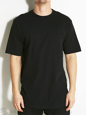 Stone Age Disorder Pocket Tee Black SM