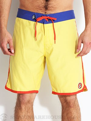 Volcom Dredge Boardshort Yellow 36