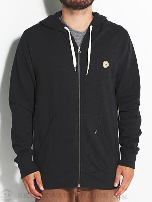 Volcom EDS Slim Hoodzip Black MD