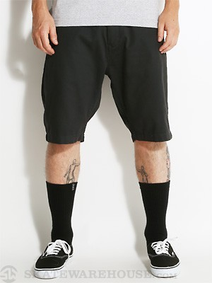 Volcom Faceted Shorts Black/BLK 28