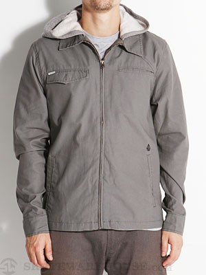 Volcom Faceted Jacket Metal/MTL MD