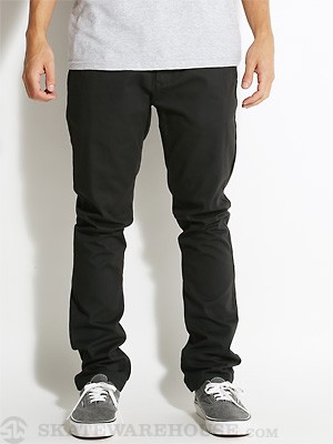 Volcom Faceted Pants Black/BLK 28