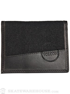 Volcom Flug Wallet Black