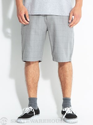 Volcom Fruckin Nuts Suiting Shorts Grey 28