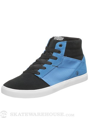 Volcom Grimm Mid Shoes  Blue/Black