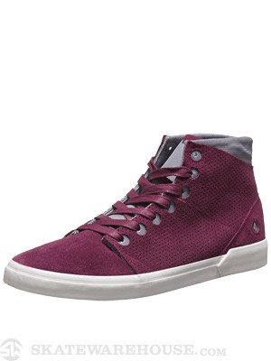 Volcom Buzzard Shoes Burgundy