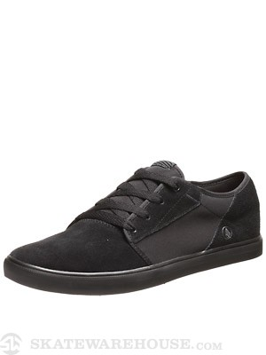 Volcom Grimm Shoes  Black/Black