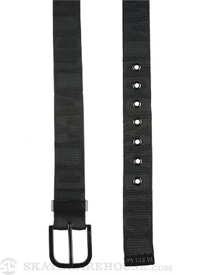Volcom Knows Webbing Belt Black/Black 38