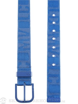 Volcom Knows Webbing Belt Blue 34