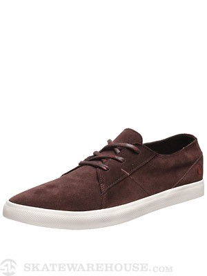 Volcom Lo Fi Shoes  Brown Khaki