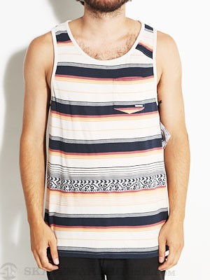 Volcom Marino Tank Top White/VWH XL