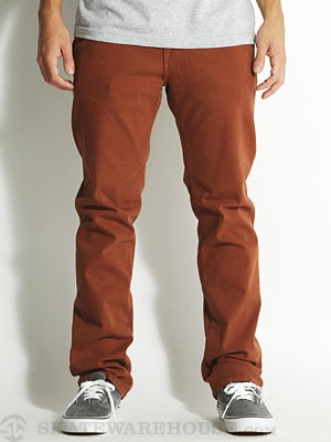 Nova SGene Colored Denim Chestnut Brown 28